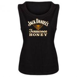 Женская майка Jack Daniel's Tennessee Honey