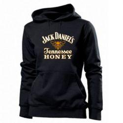 Женская толстовка Jack Daniel's Tennessee Honey
