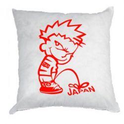 Подушка JAPAN - PrintSalon