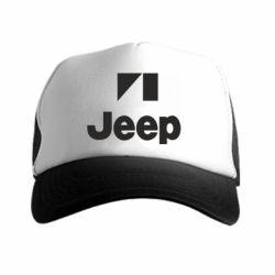 Кепка-тракер Jeep Logo