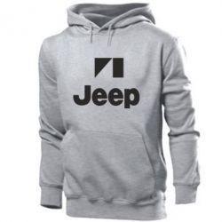 Мужская толстовка Jeep Logo