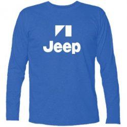 Футболка с длинным рукавом Jeep Logo