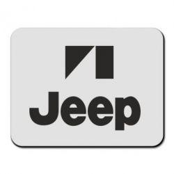 Коврик для мыши Jeep Logo