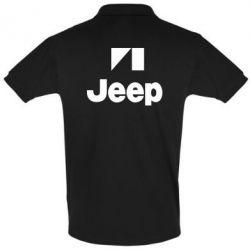 Футболка Поло Jeep Logo