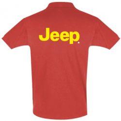 Футболка Поло Jeep