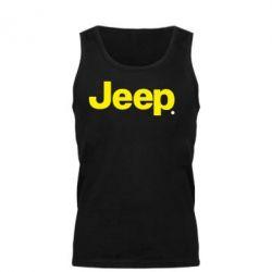 Мужская майка Jeep