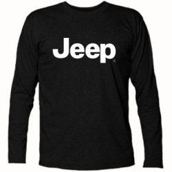 Футболка с длинным рукавом Jeep