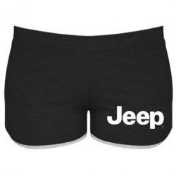 Женские шорты Jeep