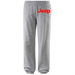 Штаны Jeep