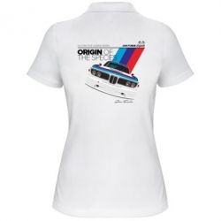 Женская футболка поло Jon Forde Legends