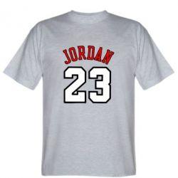 Мужская футболка Jordan 23 - купить в Киеве, Харькове, Запорожье ... 9e2f028b521