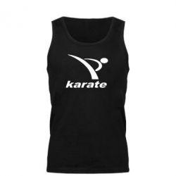 Мужская майка Karate