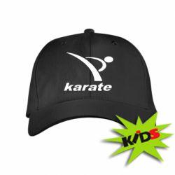 Детская кепка Karate