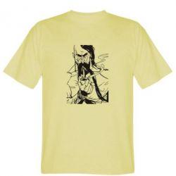 Мужская футболка Козачина з люлькою - PrintSalon