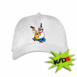 Детская кепка Козак с бандурой - PrintSalon