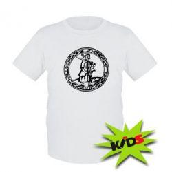 Детская футболка Козак з мушкетом - PrintSalon