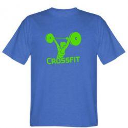 Футболки на тему  CrossFit - купить или заказать онлайн в Киеве ... bcb19254ad374