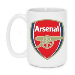 Кружка 420ml Arsenal - PrintSalon