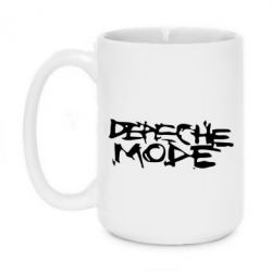 Кружка 420ml Depeche mode - PrintSalon