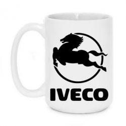 Кружка 420ml IVECO