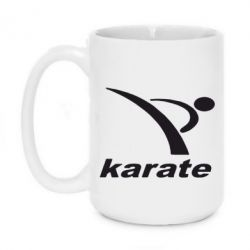 Кружка 420ml Karate