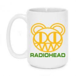 Кружка 420ml Radiohead