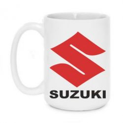 Кружка 420ml Suzuki - PrintSalon