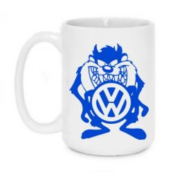 Кружка 420ml Тасманский дьявол Volkswagen
