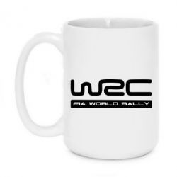 Кружка 420ml WRC - PrintSalon