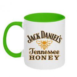 Кружка двухцветная Jack Daniel's Tennessee Honey