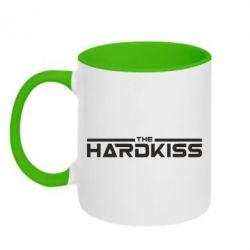 Кружка двухцветная The Hardkiss