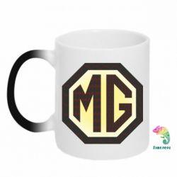 Кружка-хамелеон MG Cars Logo