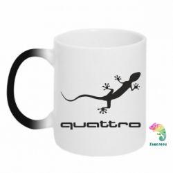Кружка-хамелеон Quattro - PrintSalon