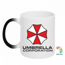 Кружка-хамелеон Umbrella - PrintSalon