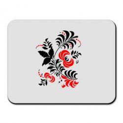 Коврик для мыши Квіти - PrintSalon