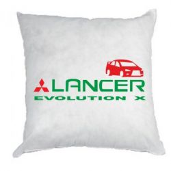 Подушка Lancer Evolution X