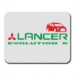 Коврик для мыши Lancer Evolution X