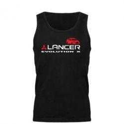 Мужская майка Lancer Evolution X