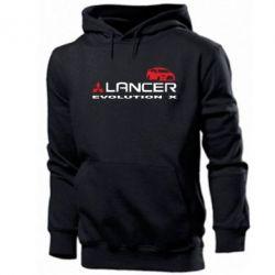 Мужская толстовка Lancer Evolution X
