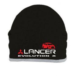 Шапка Lancer Evolution X