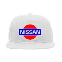 Снепбек Logo Nissan