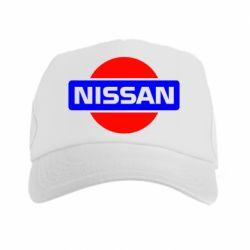 Кепка-тракер Logo Nissan