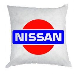 Подушка Logo Nissan