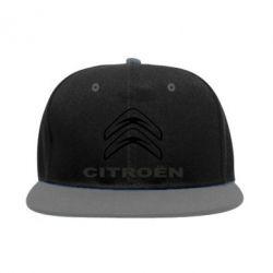 Снепбек Логотип Citroen - PrintSalon