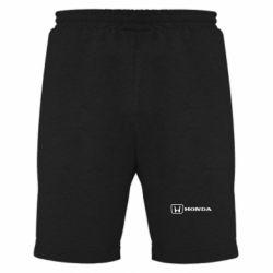 Мужские шорты Логотип Honda - PrintSalon