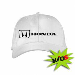 Детская кепка Логотип Honda - PrintSalon