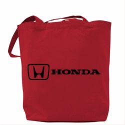 СумкаЛоготип Honda - PrintSalon