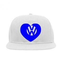 Снепбек Love Volkswagen