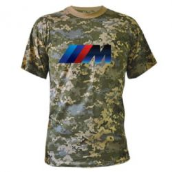 Камуфляжная футболка M Power Art