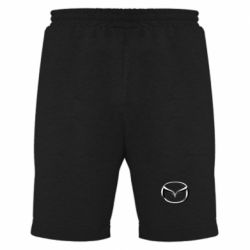 Мужские шорты Mazda 3D Logo